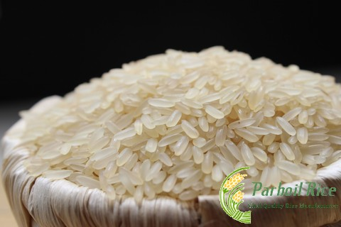 Parboiled Rice 5% Broken